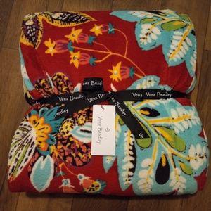 Vera Bradley Throw Blanket Rumba
